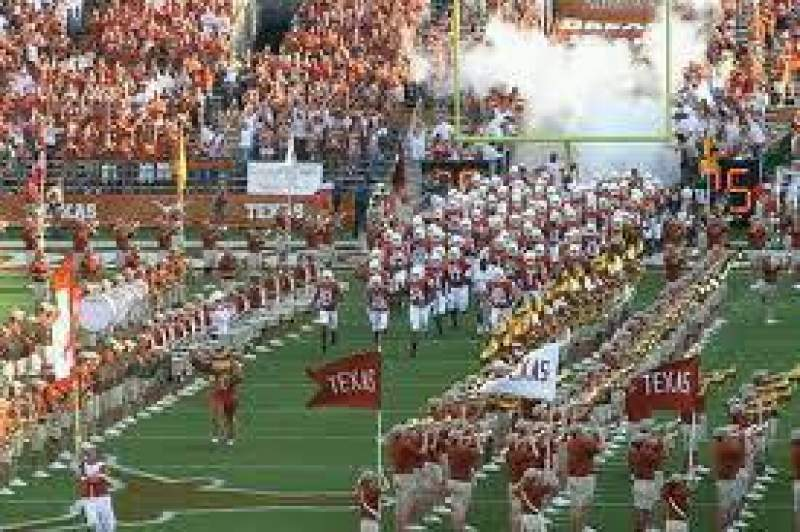 Seating view for Texas Memorial Stadium Section 13