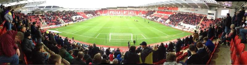 Seating view for New York Stadium Section NS4
