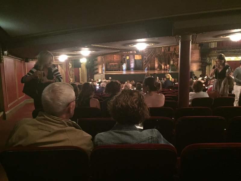 CIBC Theatre, section: ORCHESTRA, row: ZZ, seat: 11