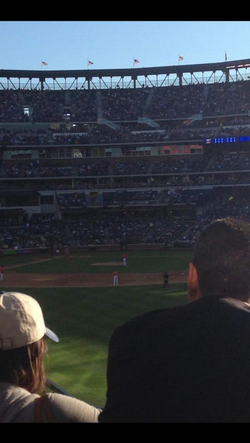Seating view for Citi Field Section Shea Bridge
