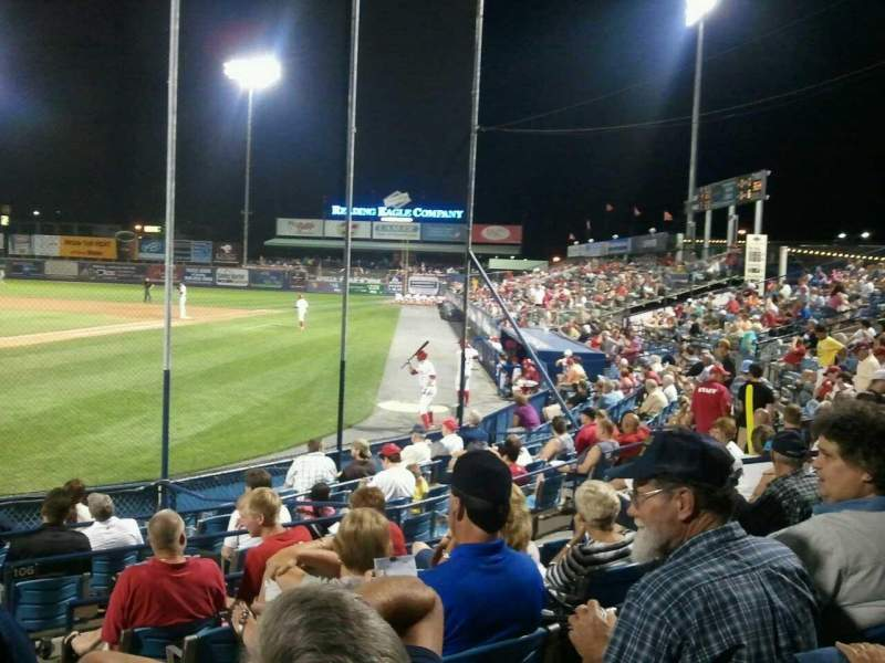 FirstEnergy Stadium (Reading), section: 106