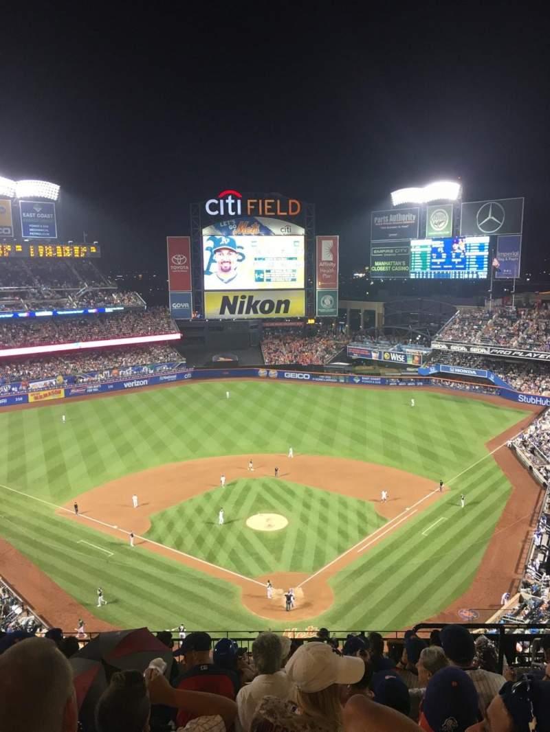 Citi Field, section: 515, row: 11, seat: 6