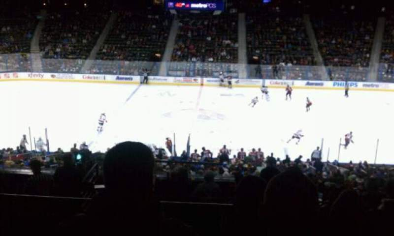 Seating view for State Farm Arena Section 211 Row H Seat 23