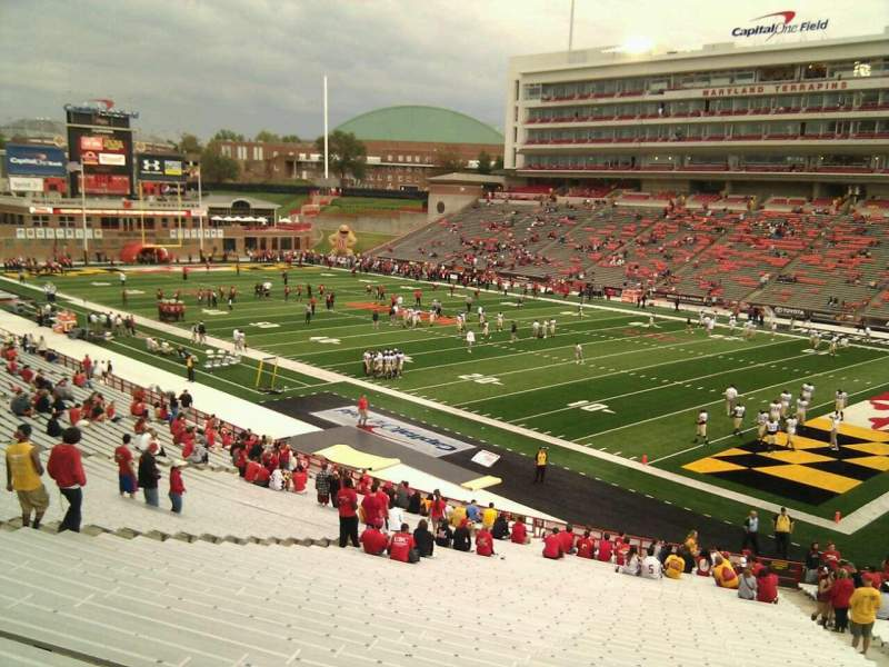Maryland Stadium, section: 10, row: ss, seat: 24