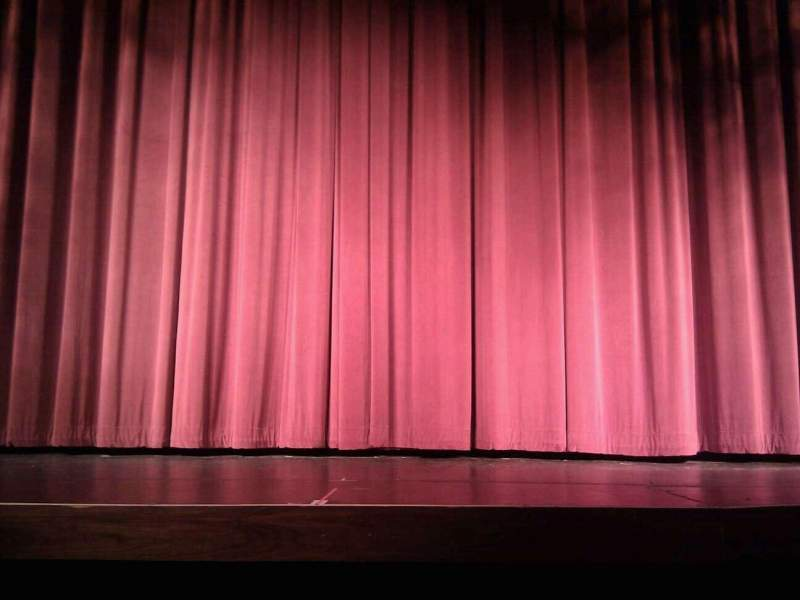Seating view for Landis Theater Section orchestra center Row b Seat 107
