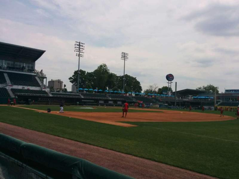 FNB Field, section: 115, row: 2, seat: 12