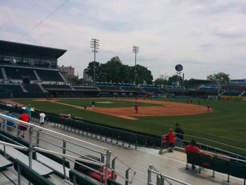 FNB Field, section: 304, row: 5, seat: 6