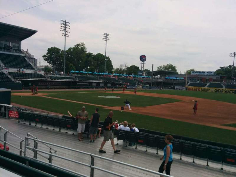 FNB Field, section: 302, row: 5, seat: 10