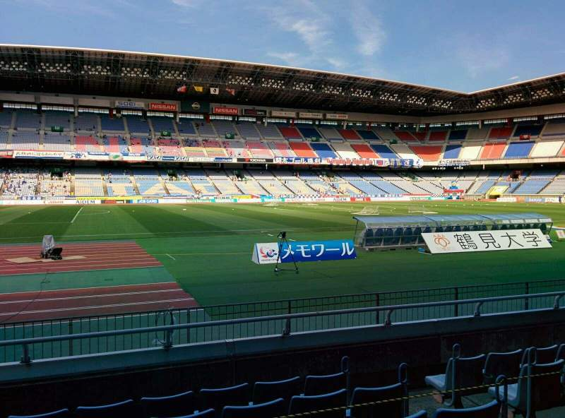 Seating view for Nissan Stadium (Yokohama) Section SS Row 6 Seat 271