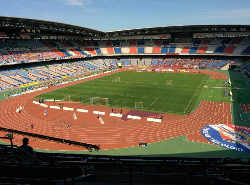 Seating view for Nissan Stadium (Yokohama) Section S Row 20 Seat 440