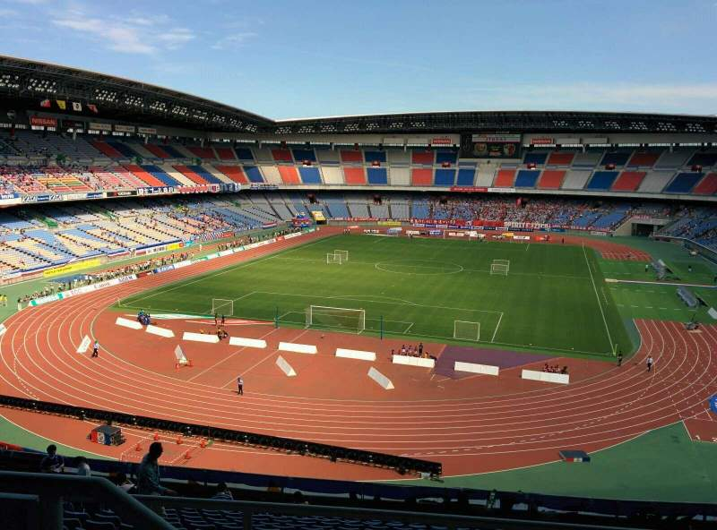 Seating view for Nissan Stadium (Yokohama) Section S Row 15 Seat 372