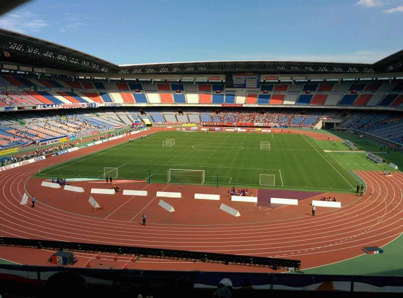 Seating view for Nissan Stadium (Yokohama) Section S Row 10 Seat 350