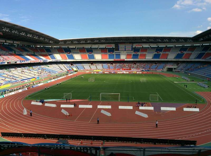 Seating view for Nissan Stadium (Yokohama) Section S Row 8 Seat 328