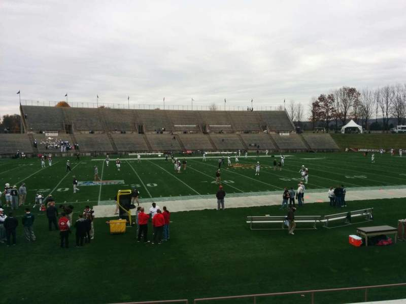 Seating view for Goodman Stadium Section wh Row 13 Seat 2