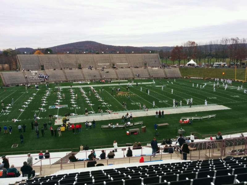 Seating view for Goodman Stadium Section wq Row 20 Seat 17