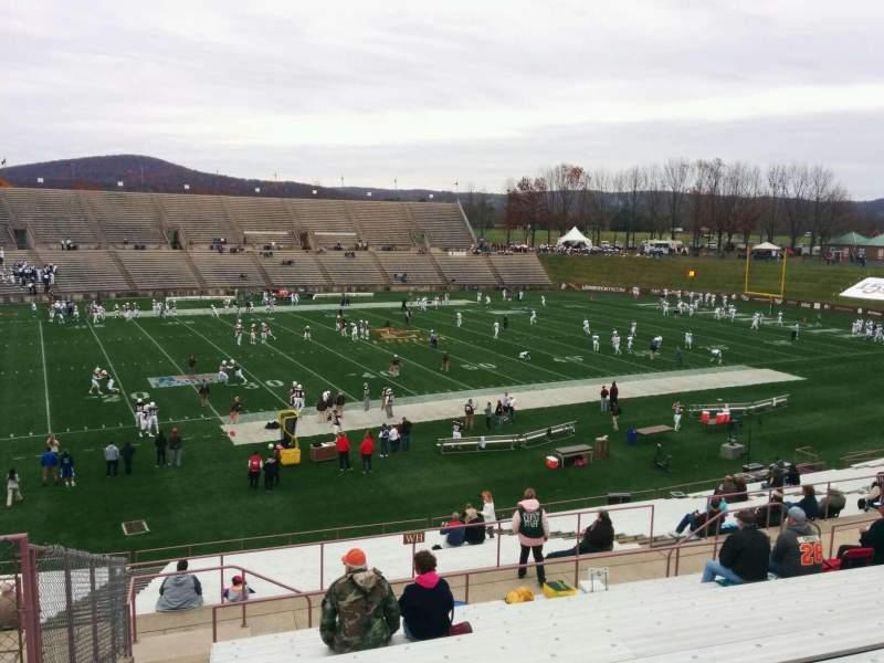 Goodman Stadium, section: wr, row: 13, seat: 19