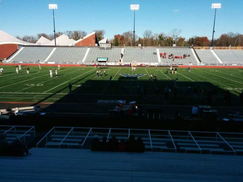 Villanova Stadium, section: sd, row: 21, seat: 25