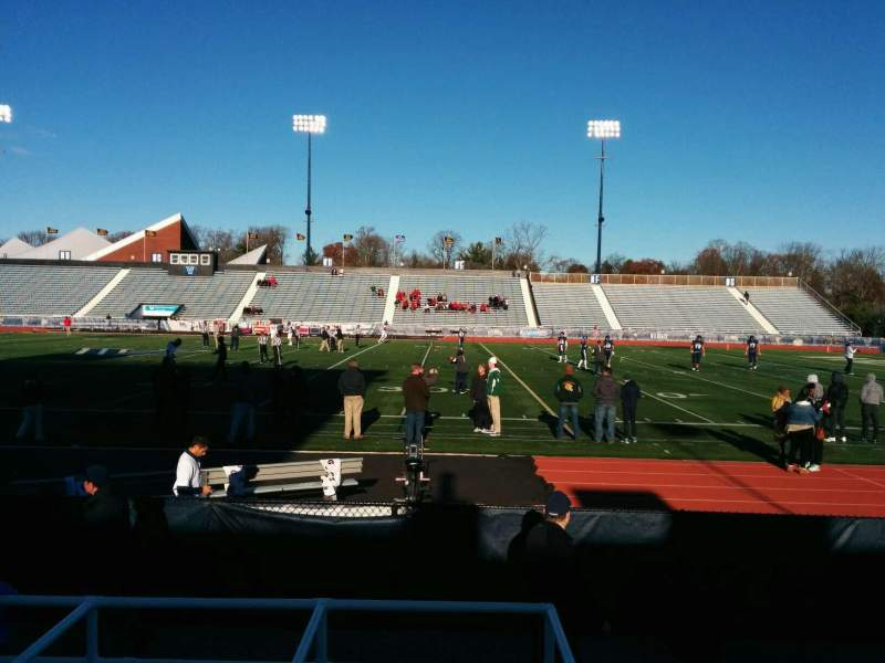 Seating view for Villanova Stadium Section se Row 7 Seat 22
