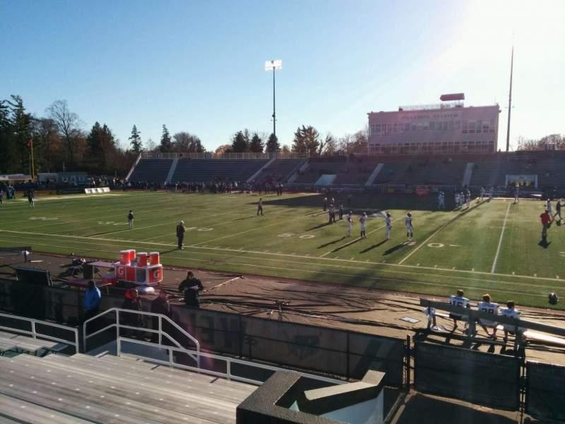 Villanova Stadium, section: nc, seat: 19