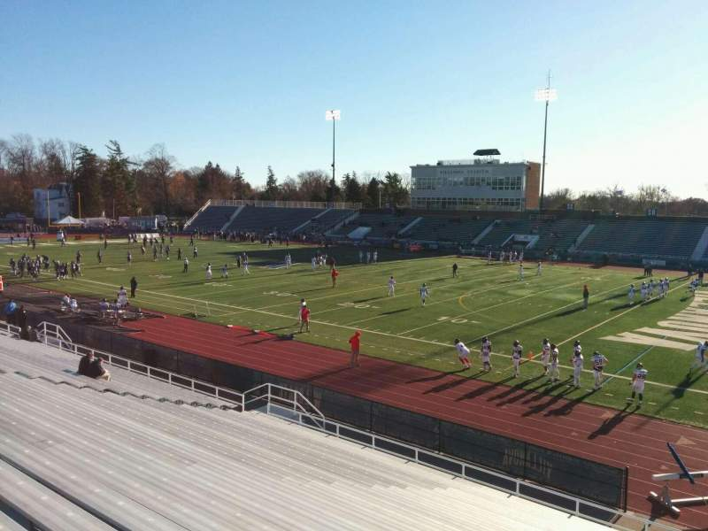 Villanova Stadium, section: na, row: 25, seat: 1