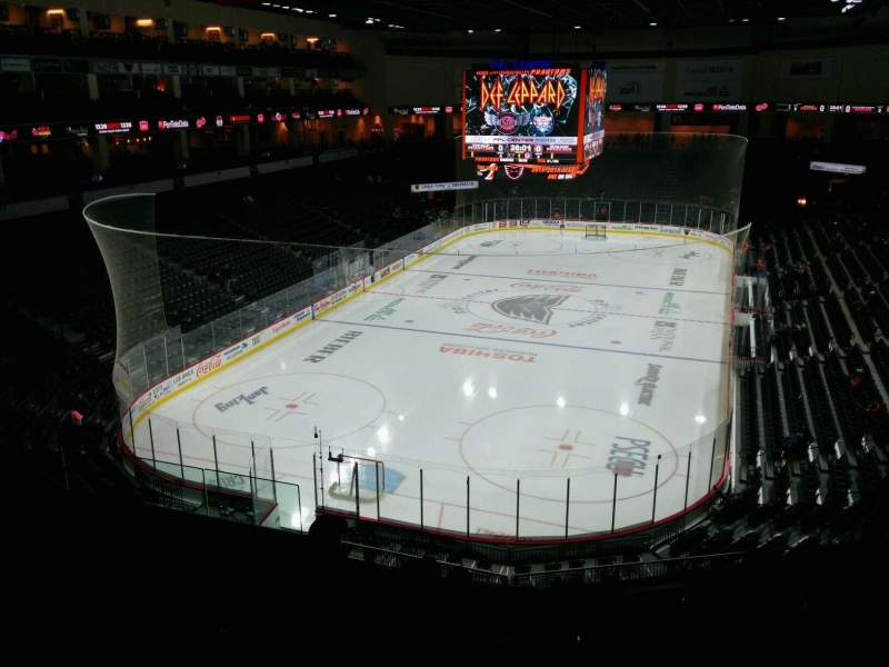 Seating view for PPL Center Section 209 Row 7 Seat 11