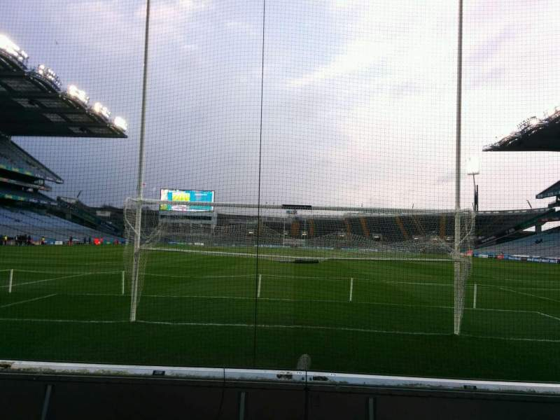 Seating view for Cardiff Arms Park Section 19 Row e Seat 1