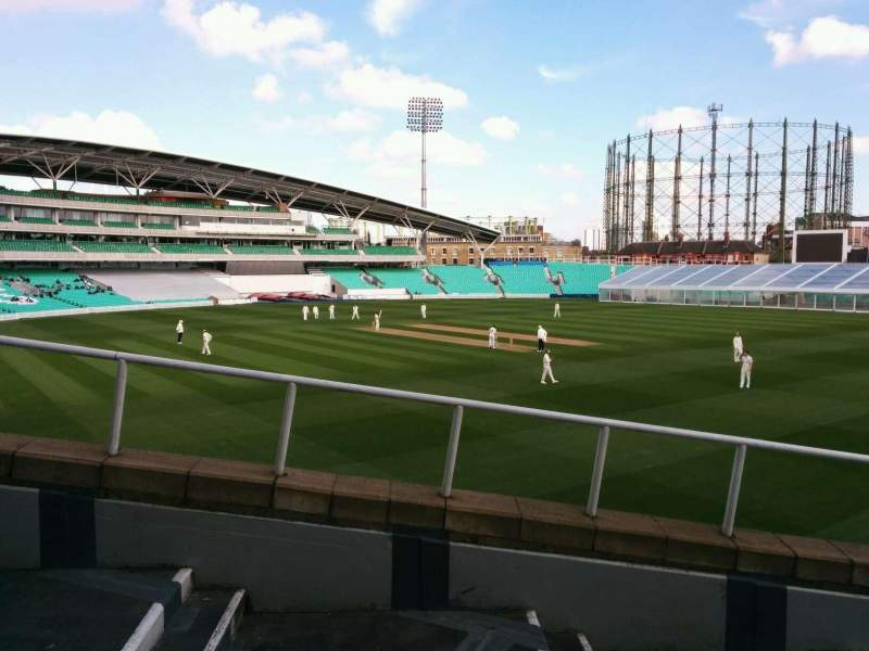 Seating view for Kia Oval Section mp Row l Seat 108
