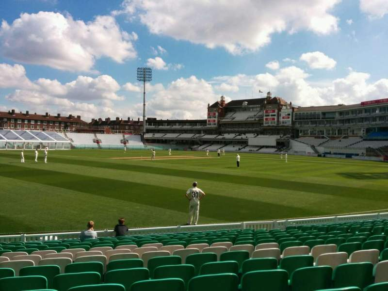 Seating view for Kia Oval Section 7 Row 15 Seat 199