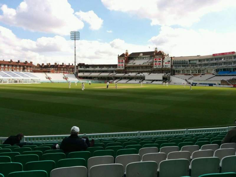 Seating view for Kia Oval Section 9 Row 12 Seat 238