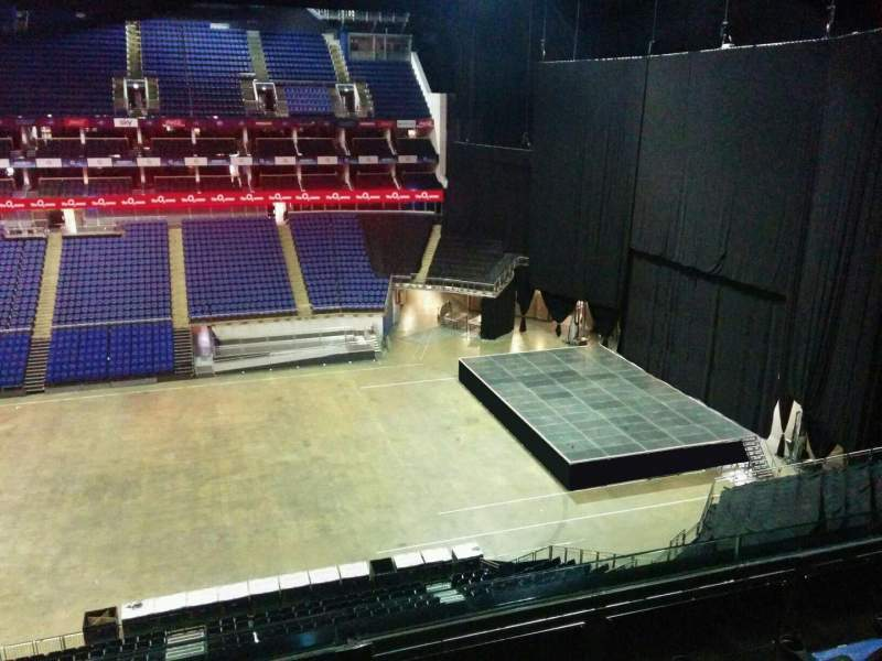 Seating view for The O2 Arena Section 420 Row d Seat 939