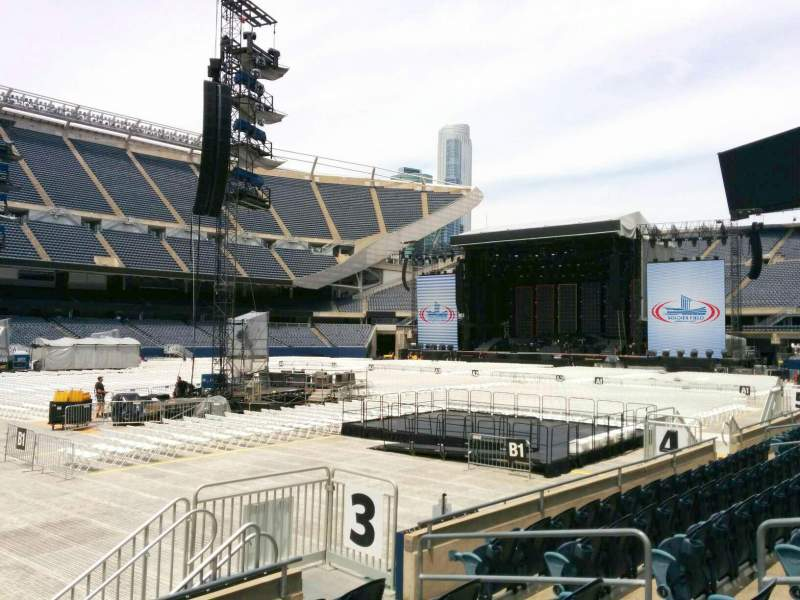 Seating view for Soldier Field Section 112 Row 6 Seat 10
