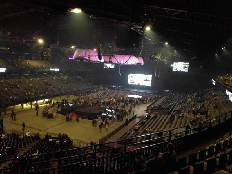 Sportpaleis, section: 225, row: 6, seat: 2