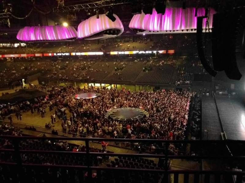 Sportpaleis, section: 209, row: 3, seat: 4