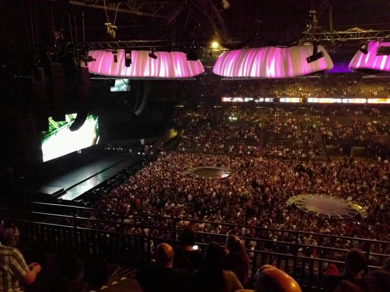 Sportpaleis, section: 248, row: 6, seat: 3