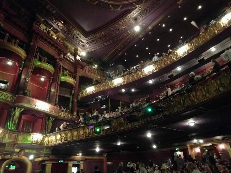 Palace Theatre Manchester Section Stalls