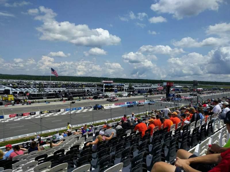 Pocono Raceway, section: 234, row: 39, seat: 18