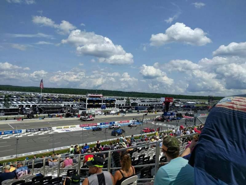 Pocono Raceway, section: 232, row: 40, seat: 5