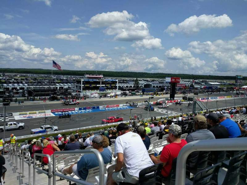 Pocono Raceway, section: 229, row: 39, seat: 1