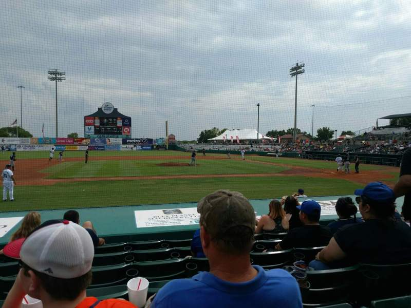 Seating view for Nelson W. Wolff Municipal Stadium Section 109 Row i Seat 11