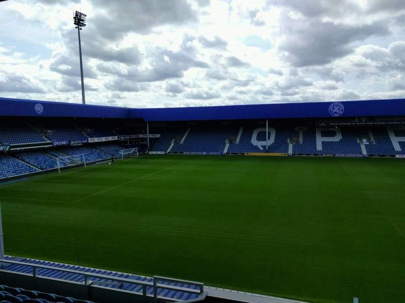 Loftus Road, Section W12, Row J, Seat 132, Shared By Missy