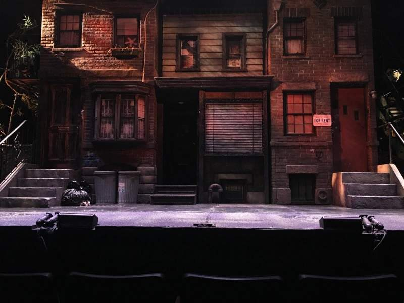 Seating view for New World Stages - Stage 3 Section Orch Row C Seat 114