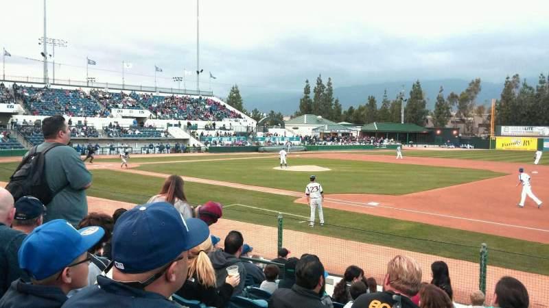 LoanMart Field, section: FB 15, row: K, seat: 2