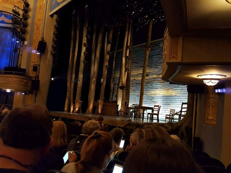 Seating view for Gerald Schoenfeld Theatre Section Orchestra R Row H Seat 22