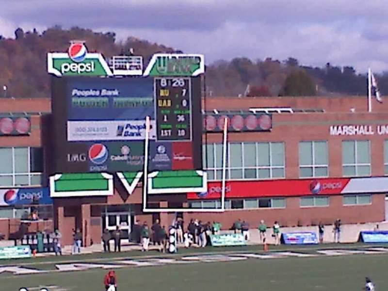 Photos At Joan C Edwards Stadium