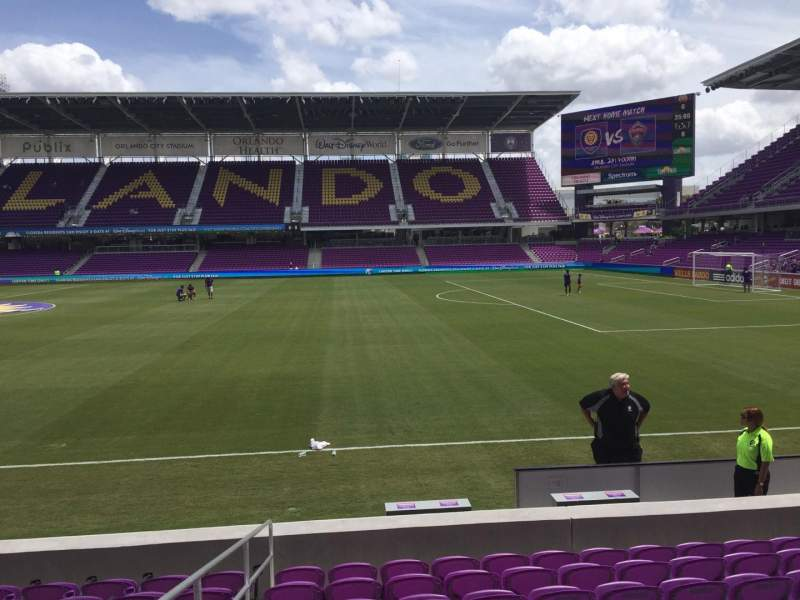 Orlando City Stadium, section: 12, row: J, seat: 15