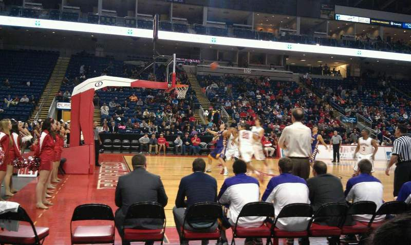 Photos At Webster Bank Arena