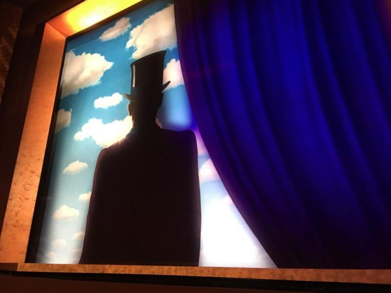 Lunt-Fontanne Theatre, section: Orchestra Center, row: E, seat: 114