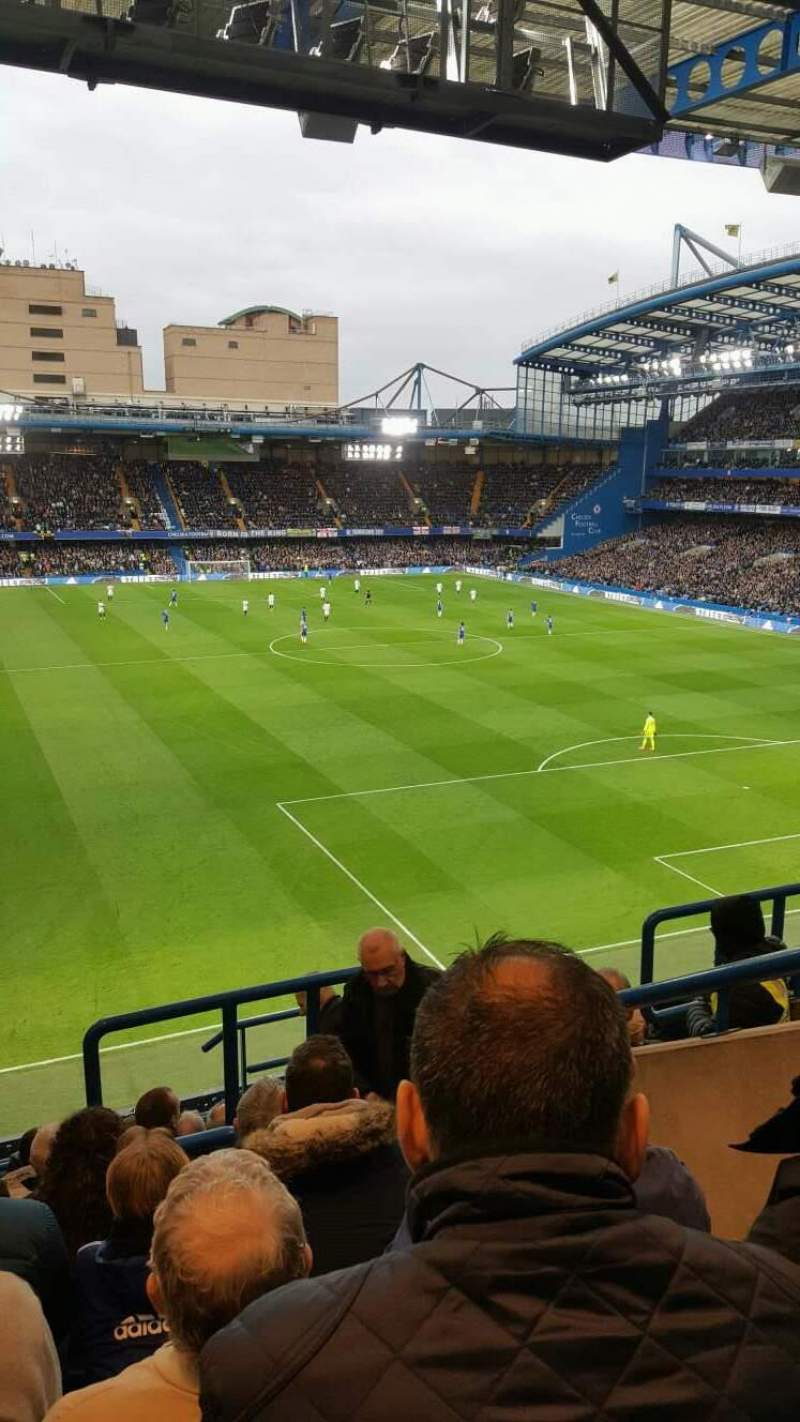 Seating view for Stamford Bridge Section 14 Row k Seat 151