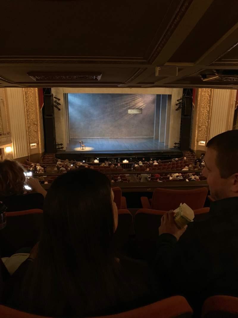 Seating view for Orpheum Theatre (Memphis) Section MezzLC Row D Seat 206