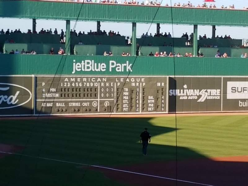 Seating view for JetBlue Park Section 104